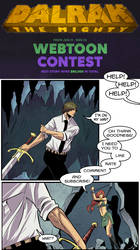 Webtoon contest: Dalrak the Mighty