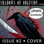 Shadows of Oblivion #2 - Cover Update!