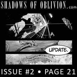 Shadows of Oblivion #2 - Page 21 Update! by Shono