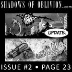Shadows of Oblivion #2 - Page 23 Update!