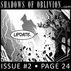 Shadows of Oblivion #2 - Page 24 Update! by Shono
