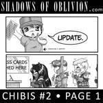 Chibis of Oblivion #2 p1 by Shono