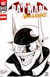 FCBD Sketches: The Batman Who Laughs