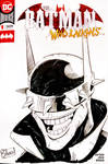 FCBD Sketches: The Batman Who Laughs
