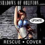 Shadows of Oblivion - Rescue - Cover
