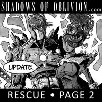 Shadows of Oblivion - Rescue Page 2 update