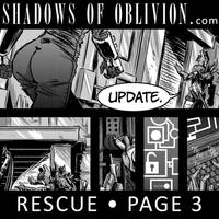 Shadows of Oblivion - Rescue Page 3 update