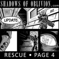 Shadows of Oblivion - Rescue Page 4 update