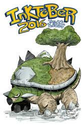 Animazement 2019 sketch: Torterra