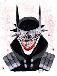 FOR SALE: The Batman Who Laughs