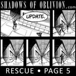 Shadows of Oblivion - Rescue Page 5 update by Shono