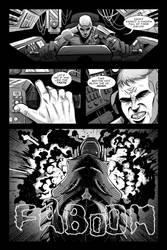 Shadows of Oblivion #2 - Page 22
