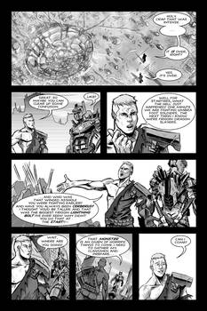 Shadows of Oblivion #2 - Page 25