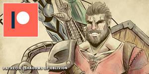 Patreon Reward: Magnus Burnsides