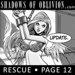 Shadows of Oblivion - Rescue Page 12 update
