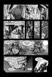 Shadows of Oblivion: Better Days Page 3