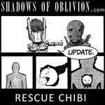 Chibis of Oblivion: Rescue page 1 update by Shono