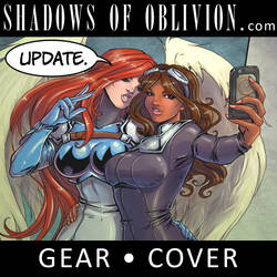 Shadows of Oblivion: Gear-Cover-update