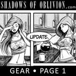Shadows of Oblivion: Gear p1 - update by Shono