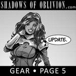 Shadows of Oblivion: Gear p5 - Update by Shono