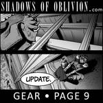 Shadows of Oblivion: Gear p9 - Update by Shono