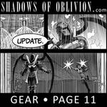 Shadows of Oblivion: Gear p11 - Update by Shono