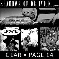 Shadows of Oblivion: Gear p14 - Update