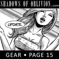 Shadows of Oblivion: Gear p15 - Update