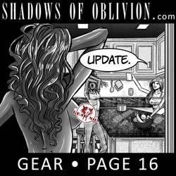 Shadows of Oblivion: Gear p16 - Update