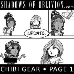 Chibis of Oblivion: Gear p1 - Update