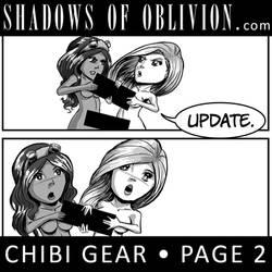 Chibis of Oblivion: Gear p2 - Update