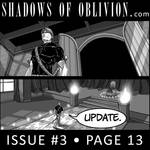 Shadows of Oblivion #3 - page 13 - Update! by Shono