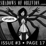 Shadows of Oblivion #3 - page 17 - Update! by Shono
