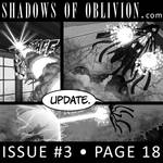 Shadows of Oblivion #3 - page 18 - Update! by Shono