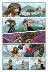Dalrak the Mighty #2 page 2
