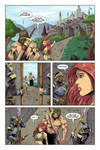 Dalrak the Mighty #2 page 3 by Shono