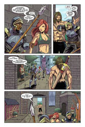 Dalrak the Mighty #2 page 4