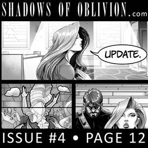 Shadows of Oblivion #4 p12 - update!