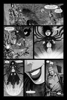 Shadows of Oblivion #3 - page 20