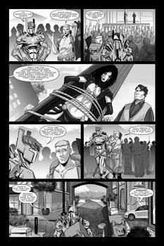 Shadows of Oblivion #3 - page 22