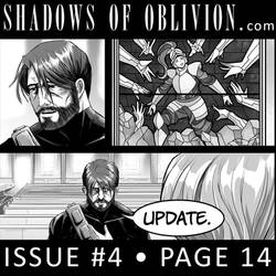 Shadows of Oblivion #4 p14 - update!