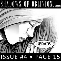 Shadows of Oblivion #4 p15 - update!
