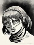 Twitch Sketch: Mokoto by Shono