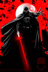 May the Fourth be with you: Darth Vader by Shono