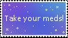 Meds Stamp