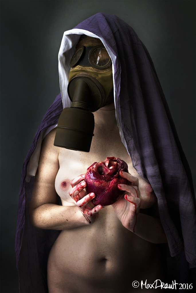 Sacred Heart by MaxDrault