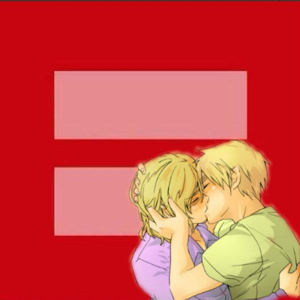 FRUK Red Equal Sign by CountessSana
