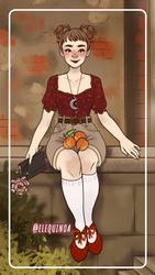 Peachy Gal
