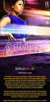 GALRILLA ANNIVERSARY ISSUE