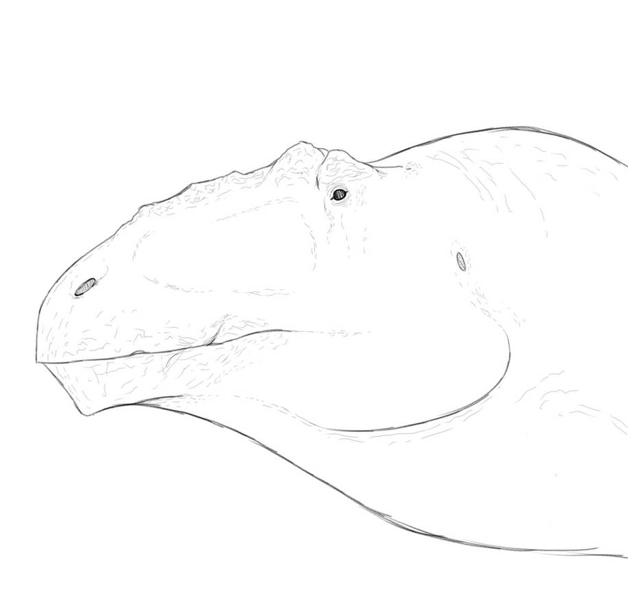 Giant Southern Reptile by EbonCreator